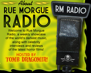 About Rue Morgue Radio